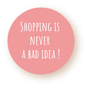 shopping is never a bad idea_white