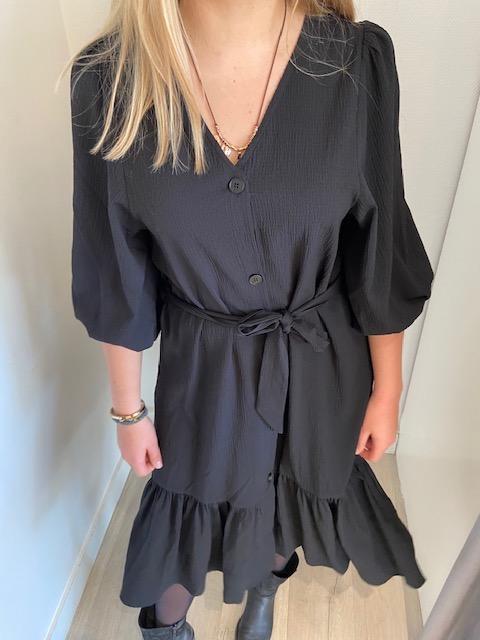 robe Carsten noir