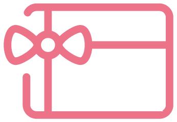 icône carte cadeau-libellule