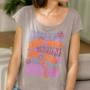 T-shirt BELIEVE – La petite étoile
