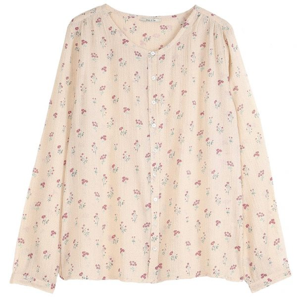 blouse capucine