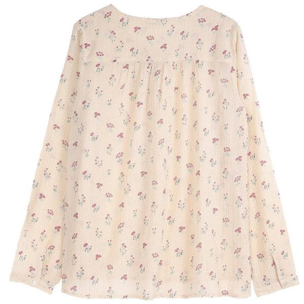 blouse capucine dos